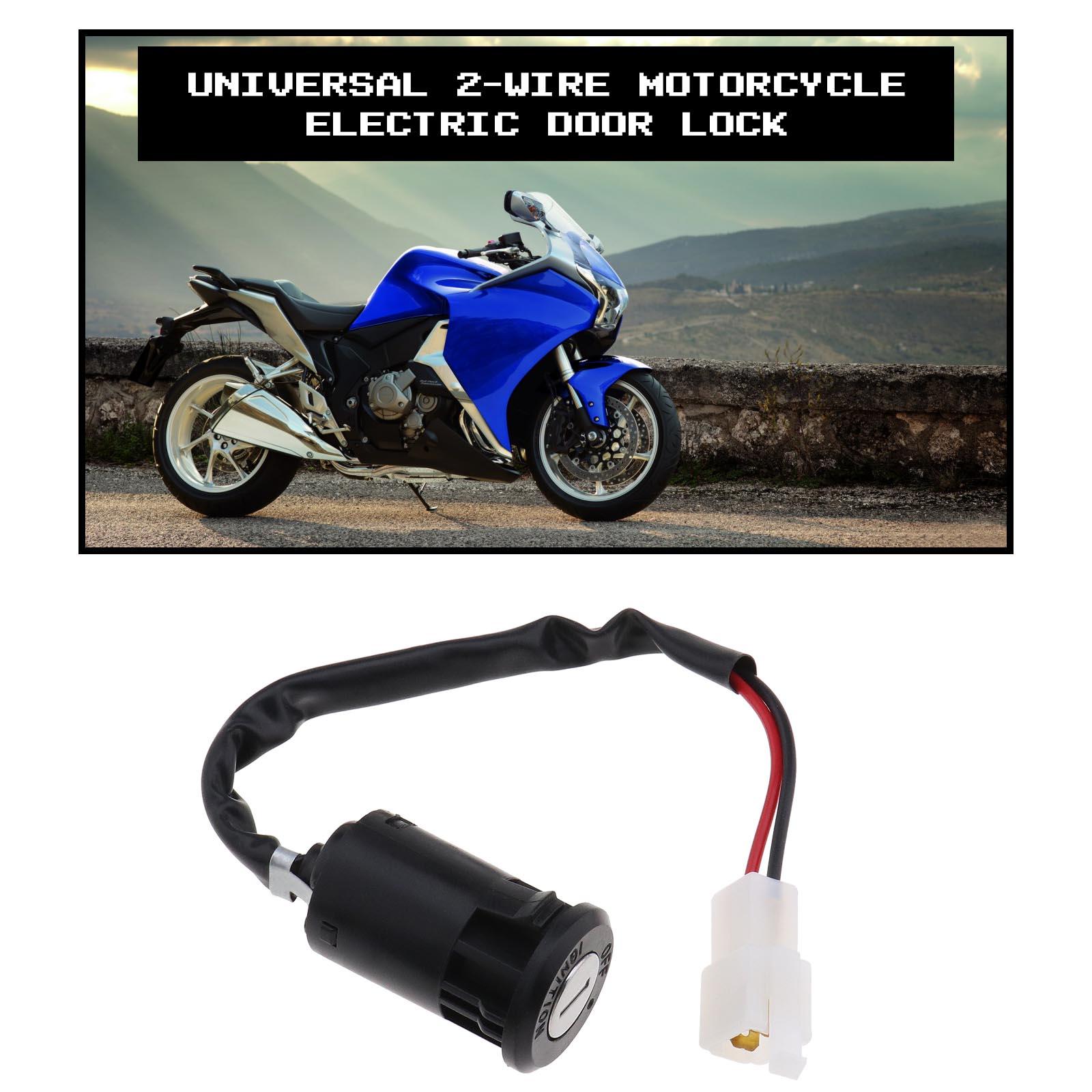 Ignition Barrel Switch 2 Wire Type on off w/2 keys Car Trike ...