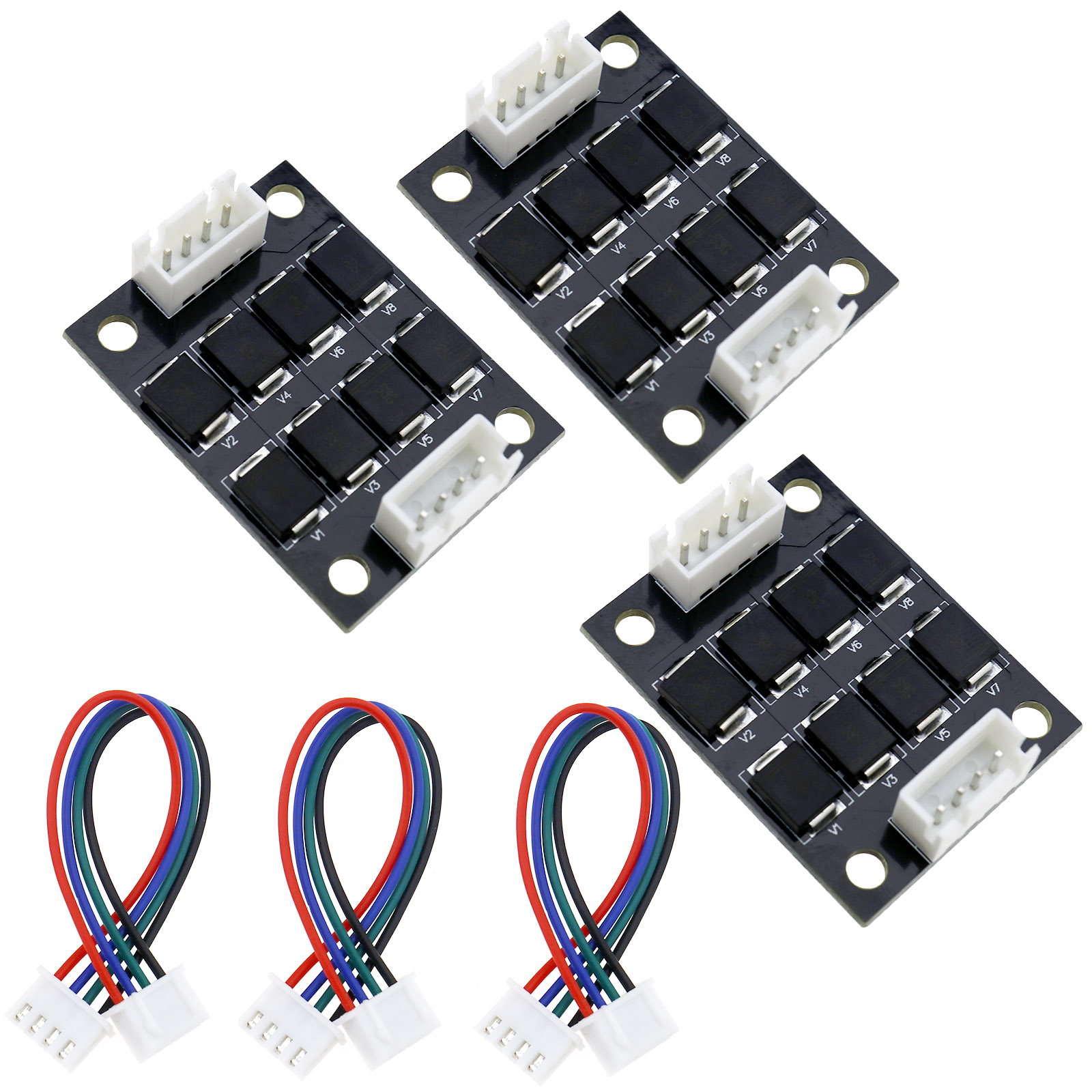 TL-Smoother Addon Module for 3D Printer Stepper Motor Drivers Accessories