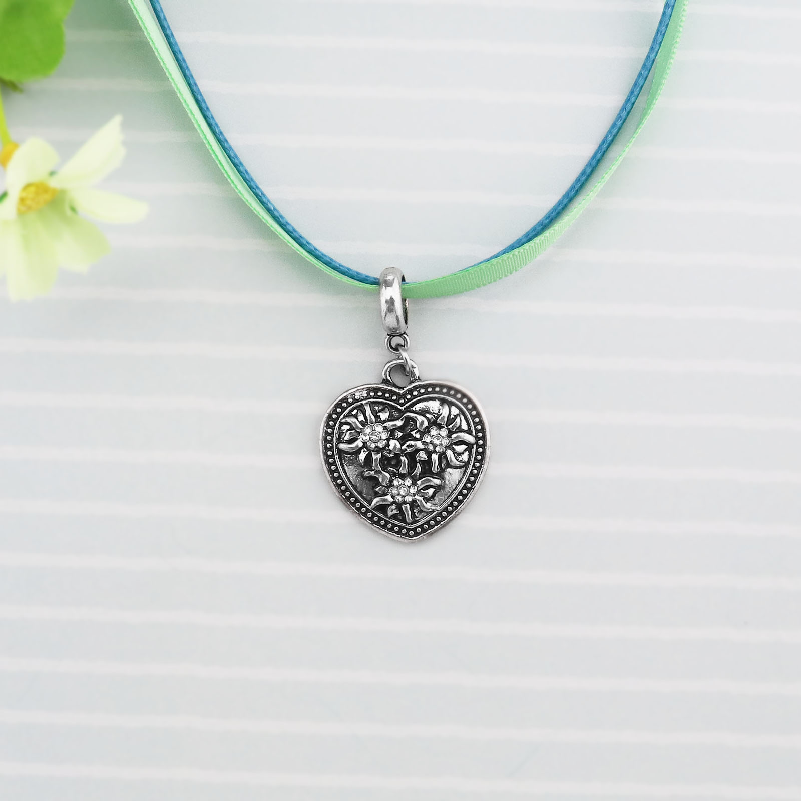 Turquoise dragon necklace Game of Thrones gift metallic blue dragon jewelry blue dragon pendant