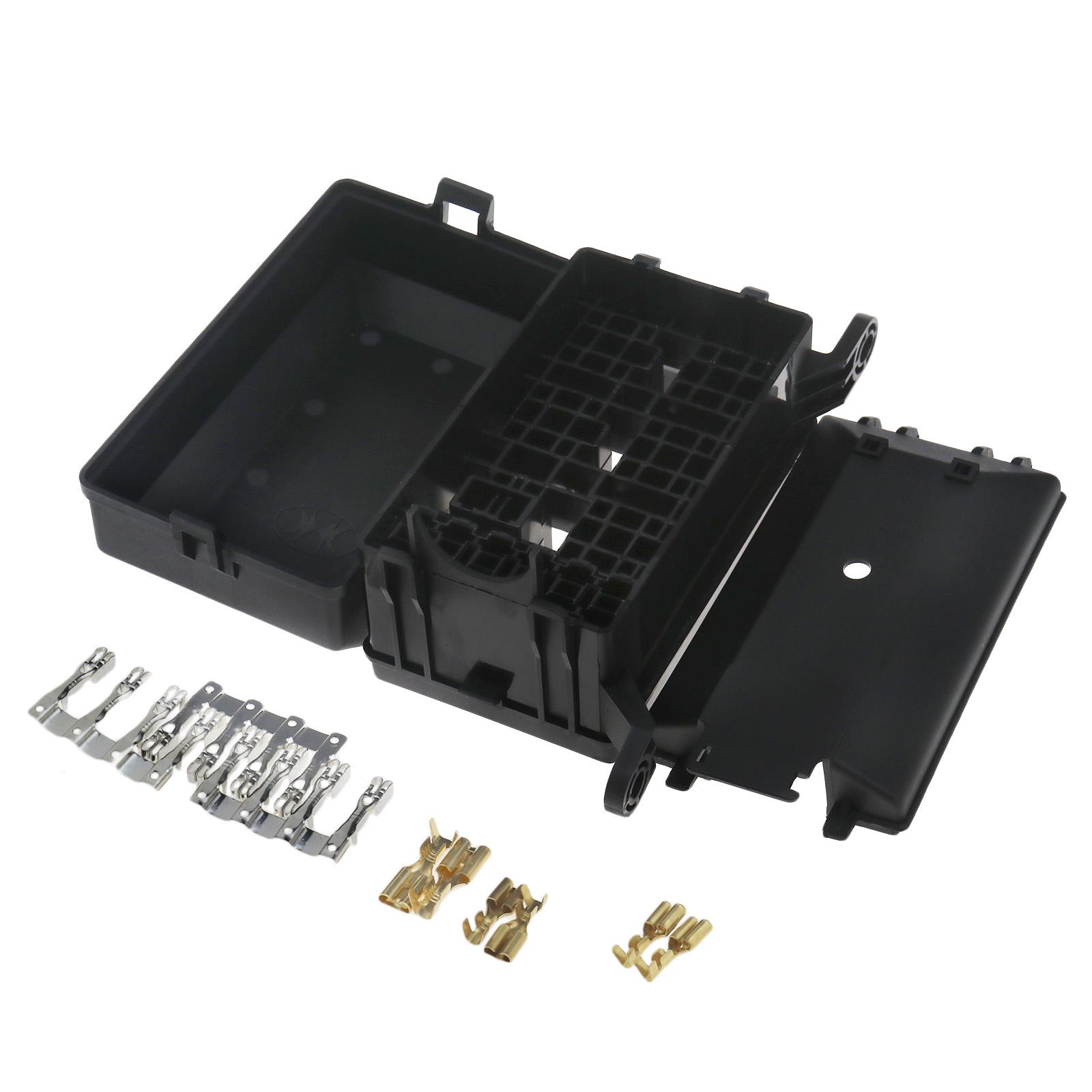 tn 12v fuse box auto 6 relay block holder 5 road for car trunk atv insurance