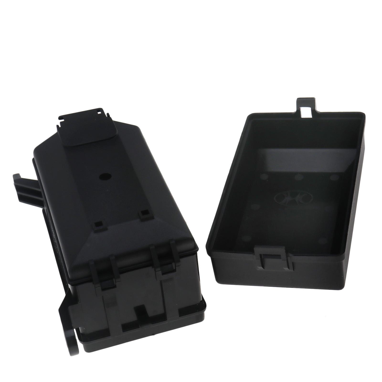 w2 automotive 6 relay block holder 5 road electrical fuse. Black Bedroom Furniture Sets. Home Design Ideas