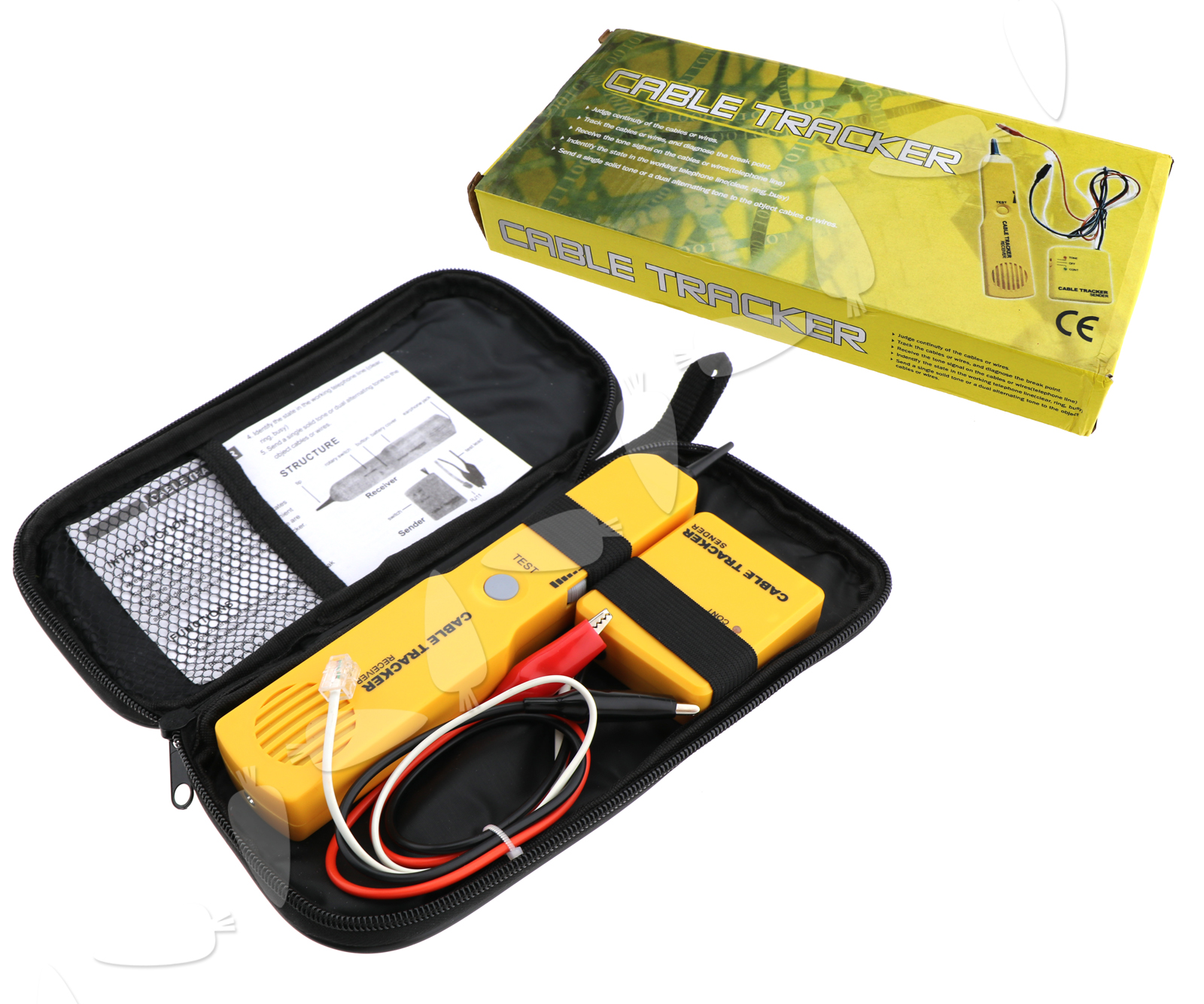 Lowes Tone Generator Electrical Wire Tracer Electrical: Network RJ11 Line Finder Cable Tracker Tester Toner