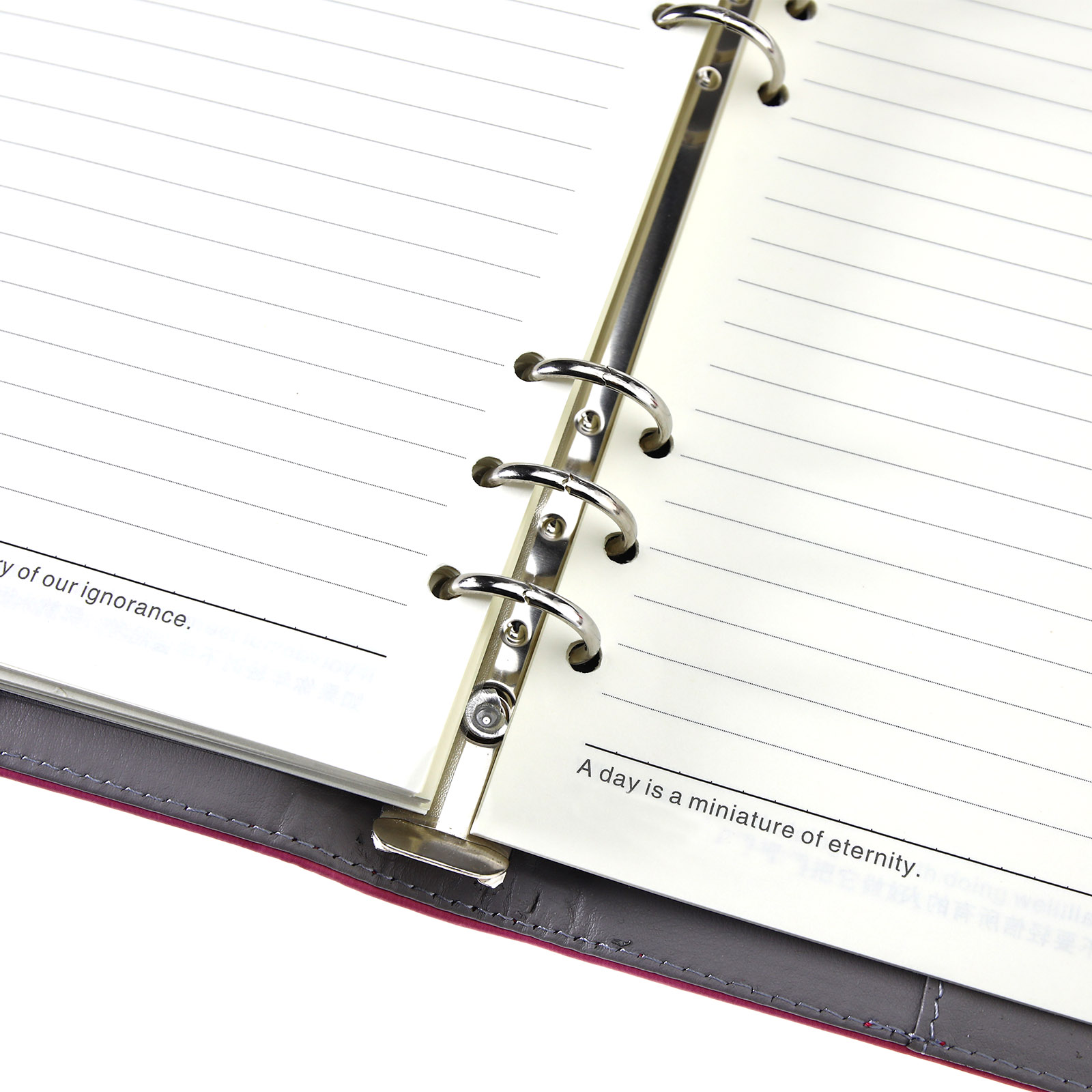 plain blank page travel journal diary notebook sketchbook code