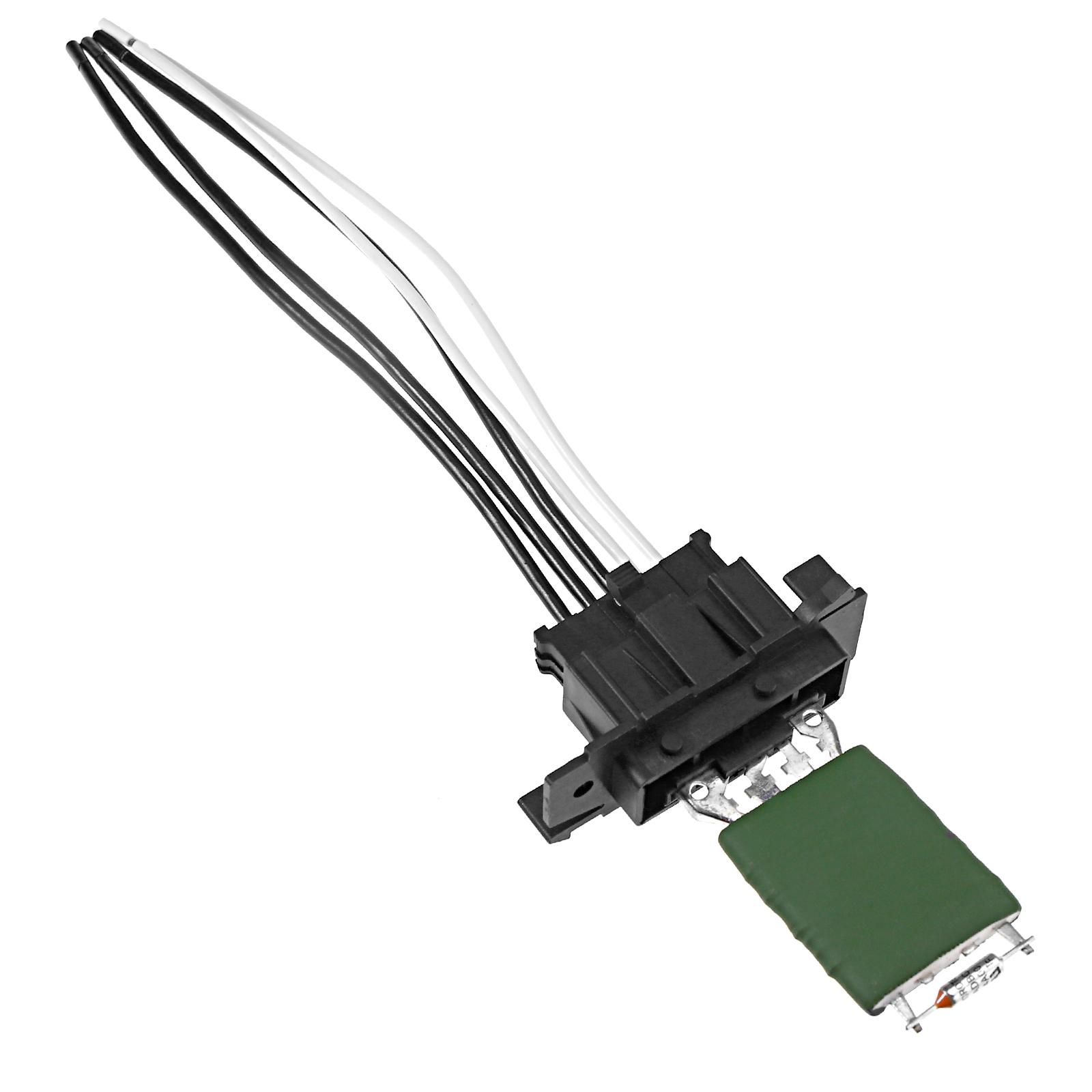Blower Motor Heater Resistor Wiring Loom Harness Blk For
