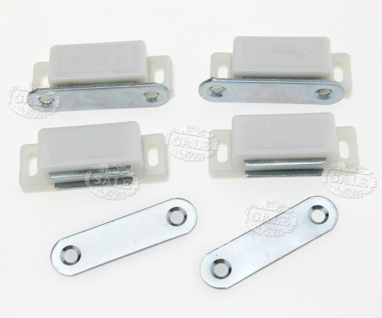 kitchen cabinet door catches 10 x magnetic door catches for kitchen cabinet cupboard 18519