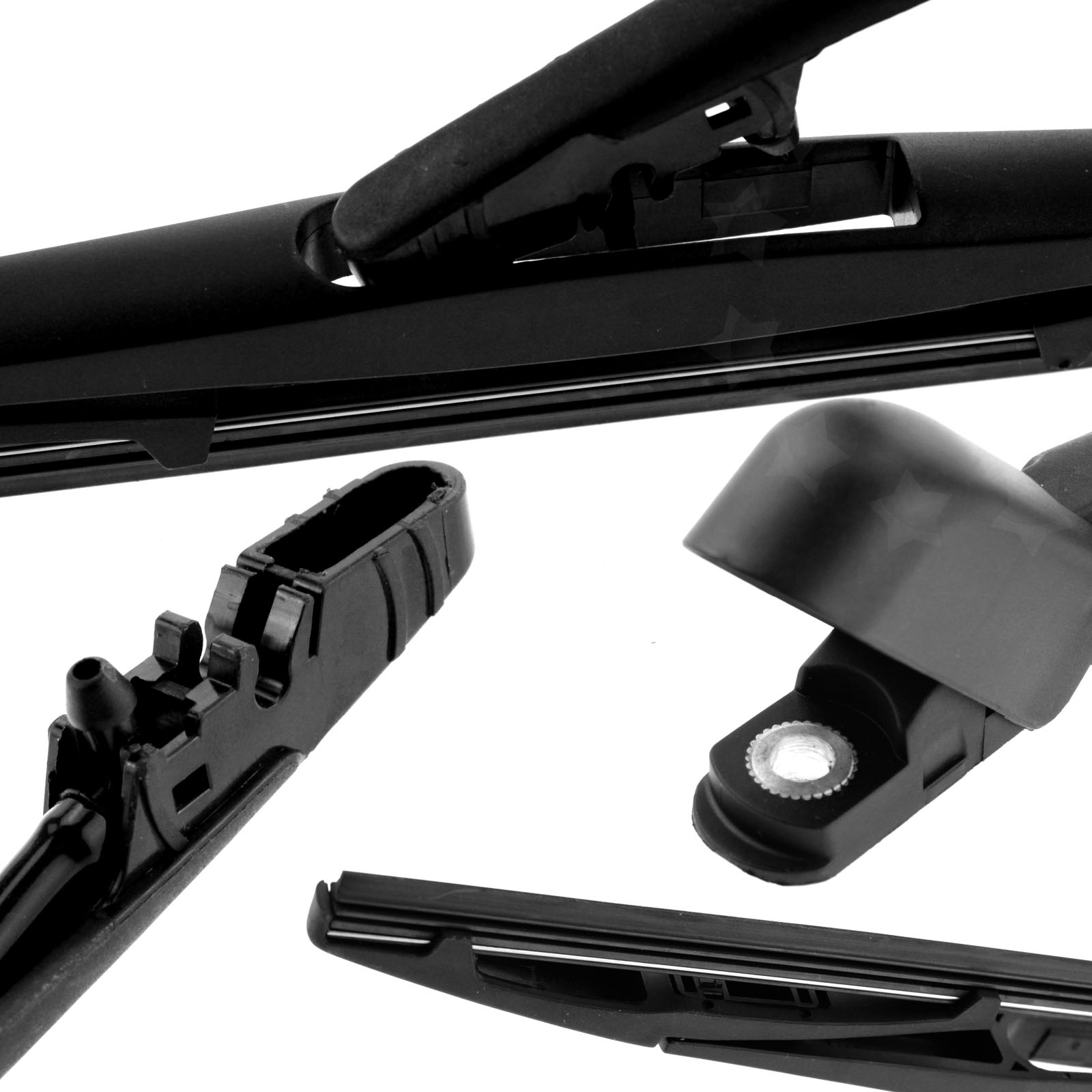 rear wiper arm blade for renault twingo c06 1993 2007. Black Bedroom Furniture Sets. Home Design Ideas