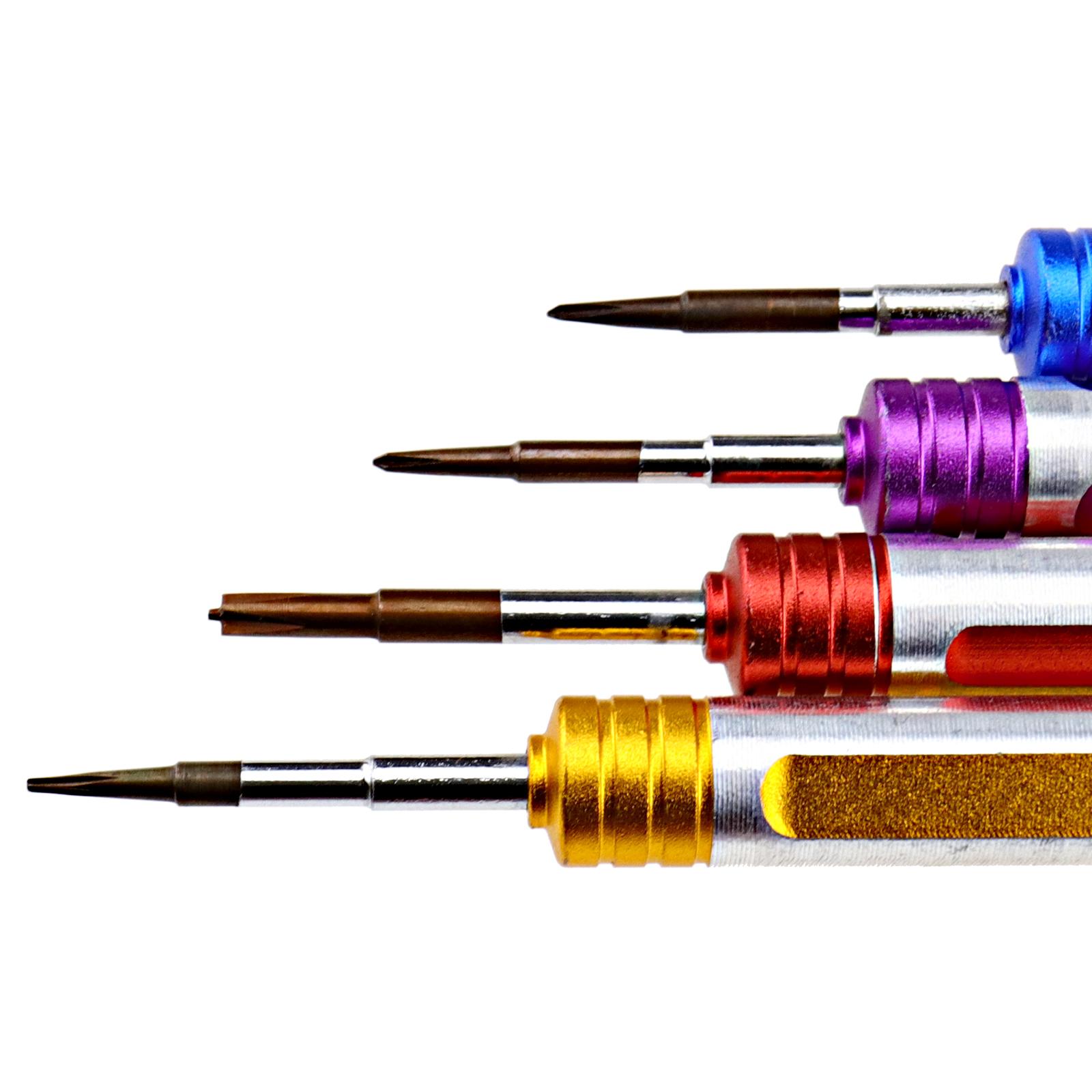 8Pcs For iPhone 7/7 Plus Pentalobe Opening Pry Repair Tool ...