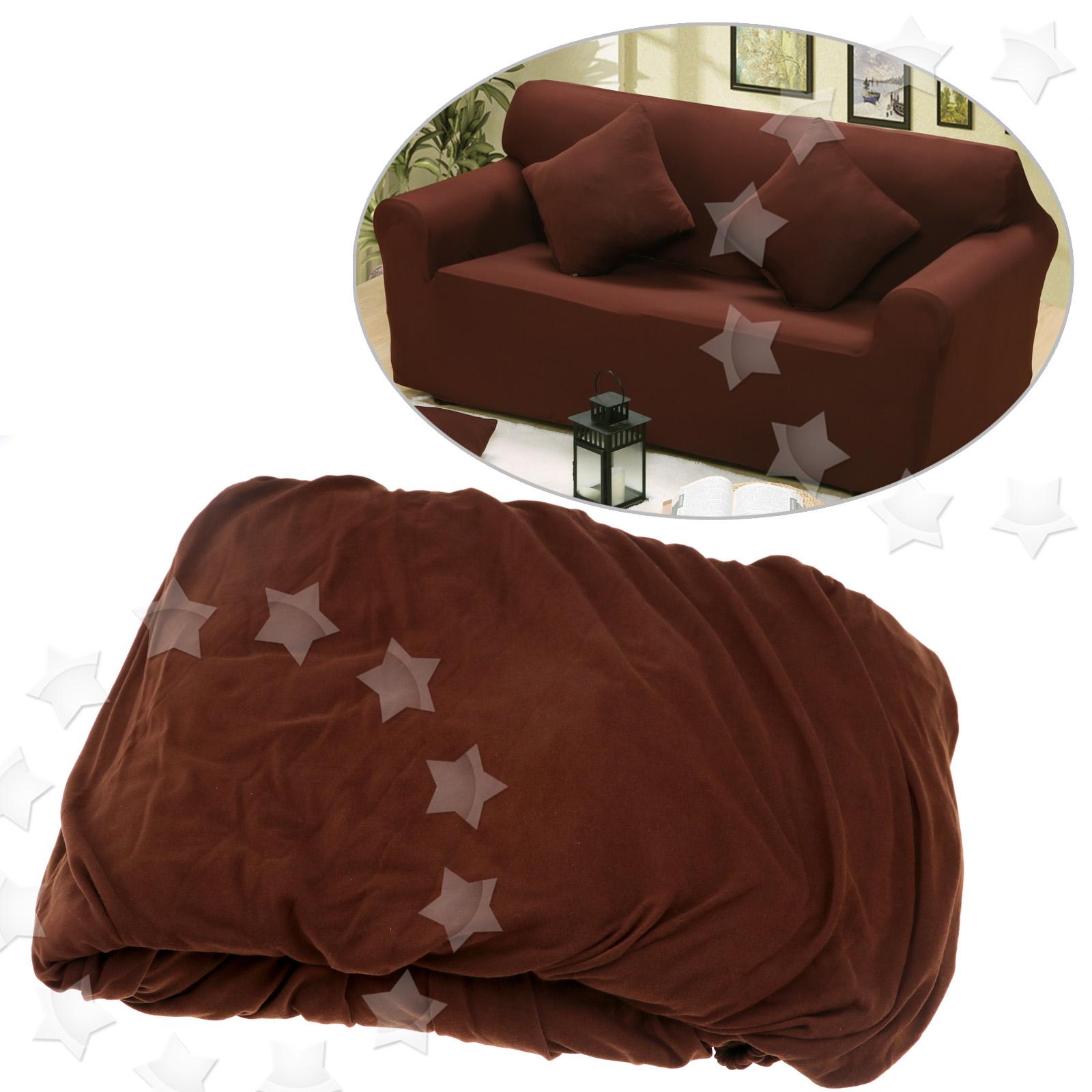 Generic 1 2 3 Seater For Stretch Elastic Slip Cover Sofa