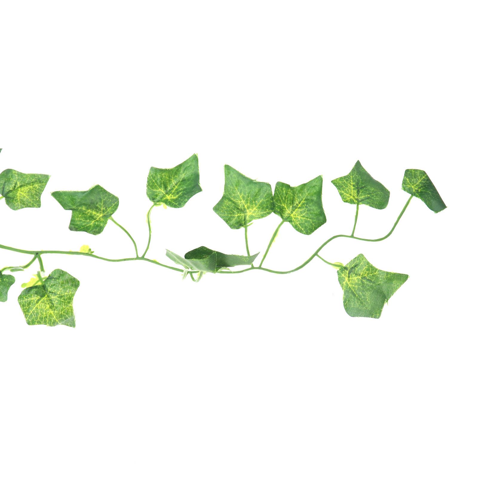 Home Decor 7x 2m Artificial Ivy Vine Fake Foliage Flower Hanging Leaf Garland Plant Party Home Garden Mbln Org