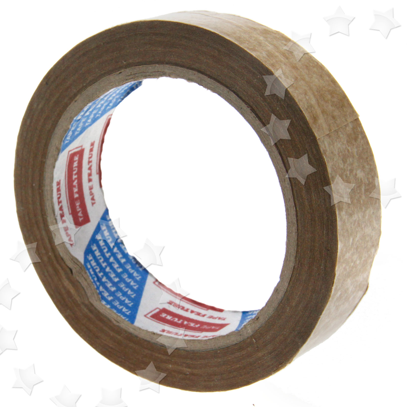 Picture Framing Canvas Brown Self-adhesive Backing Tape 50m X 24/38 ...
