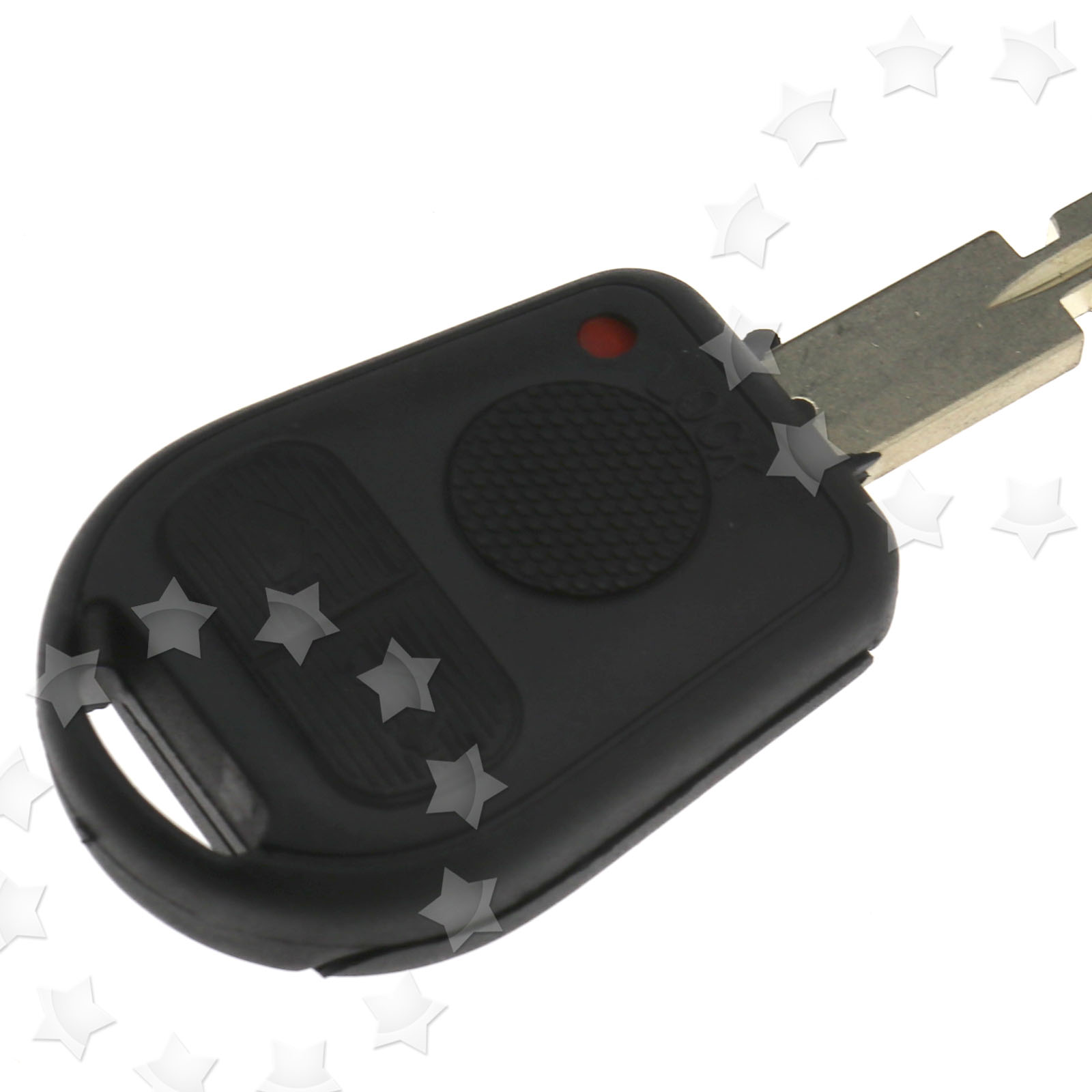 Bmw Z3 Battery: Black 3 Button Remote Key Fob Case Shell Cover Battery For