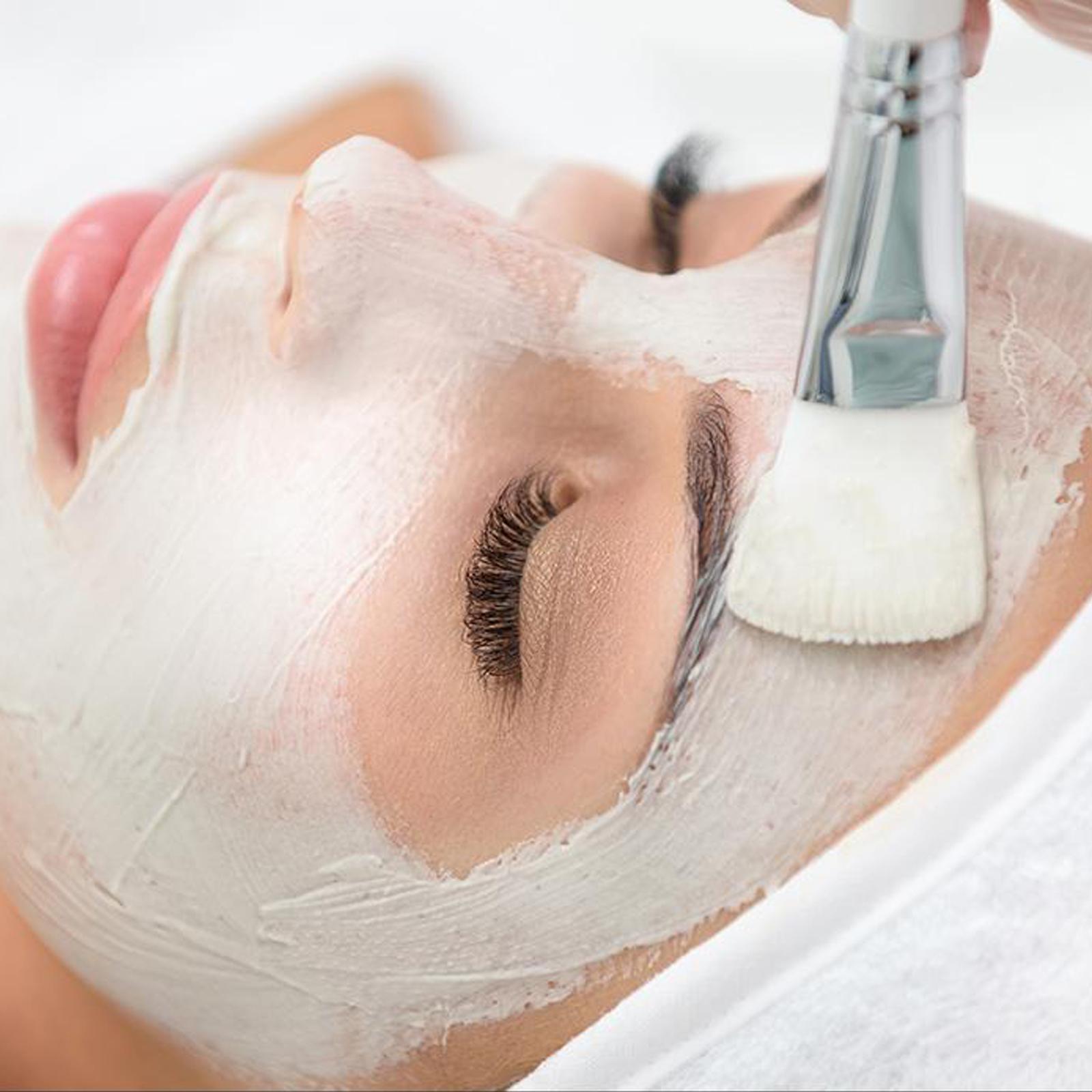 10Pcs Soft Facial Face Mask Mud Mixing Brush Skin Care Beauty Makeup DIY Tool 8