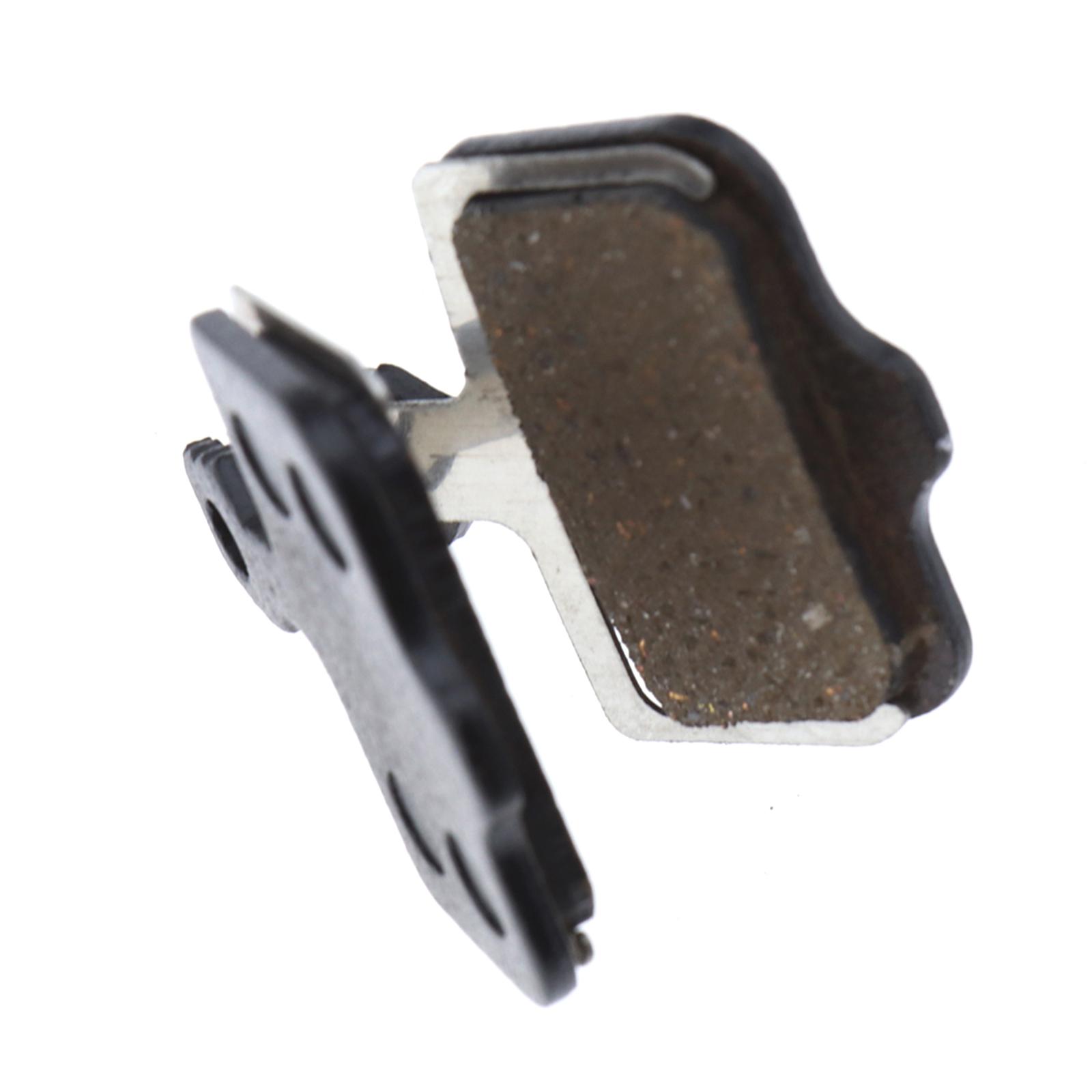 2pcs Black High Quality Resin Disc Brake Pad For Shimano Mountain Bicycle Bike