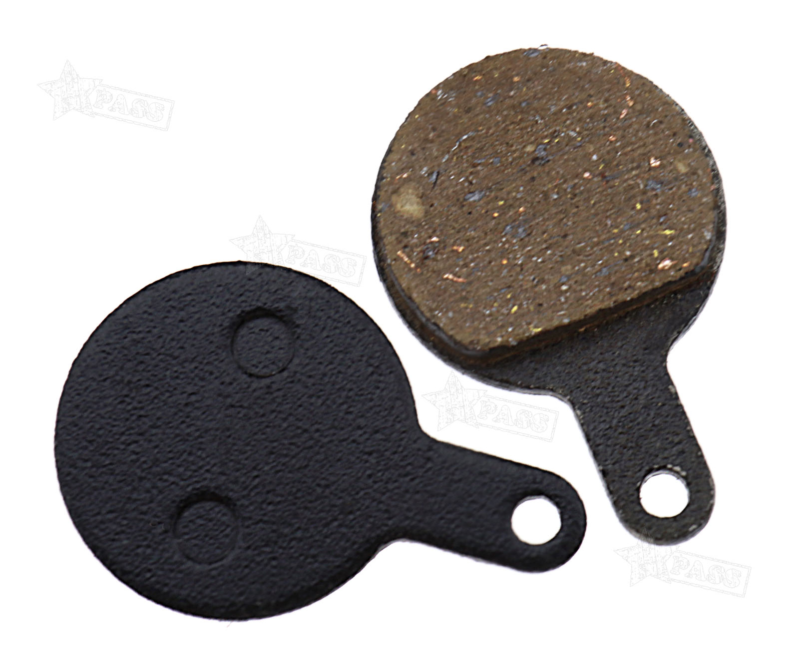 Organic Resin Bicycle MTB Bike Disc Brake Pad For Tektro IOX LYRA
