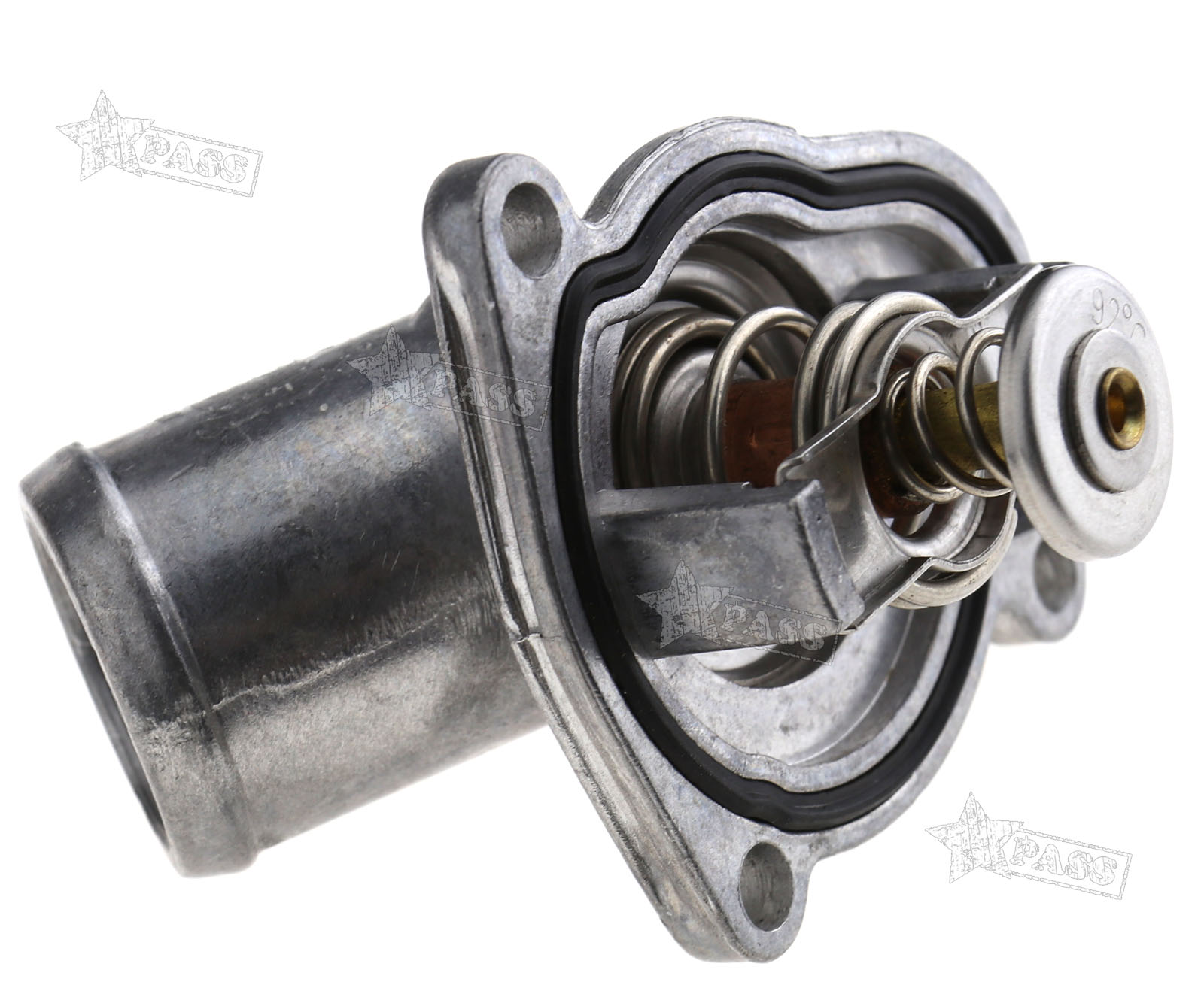 Engine Coolant Thermostat For Opel Astra H 2004 2010 Code Brand New