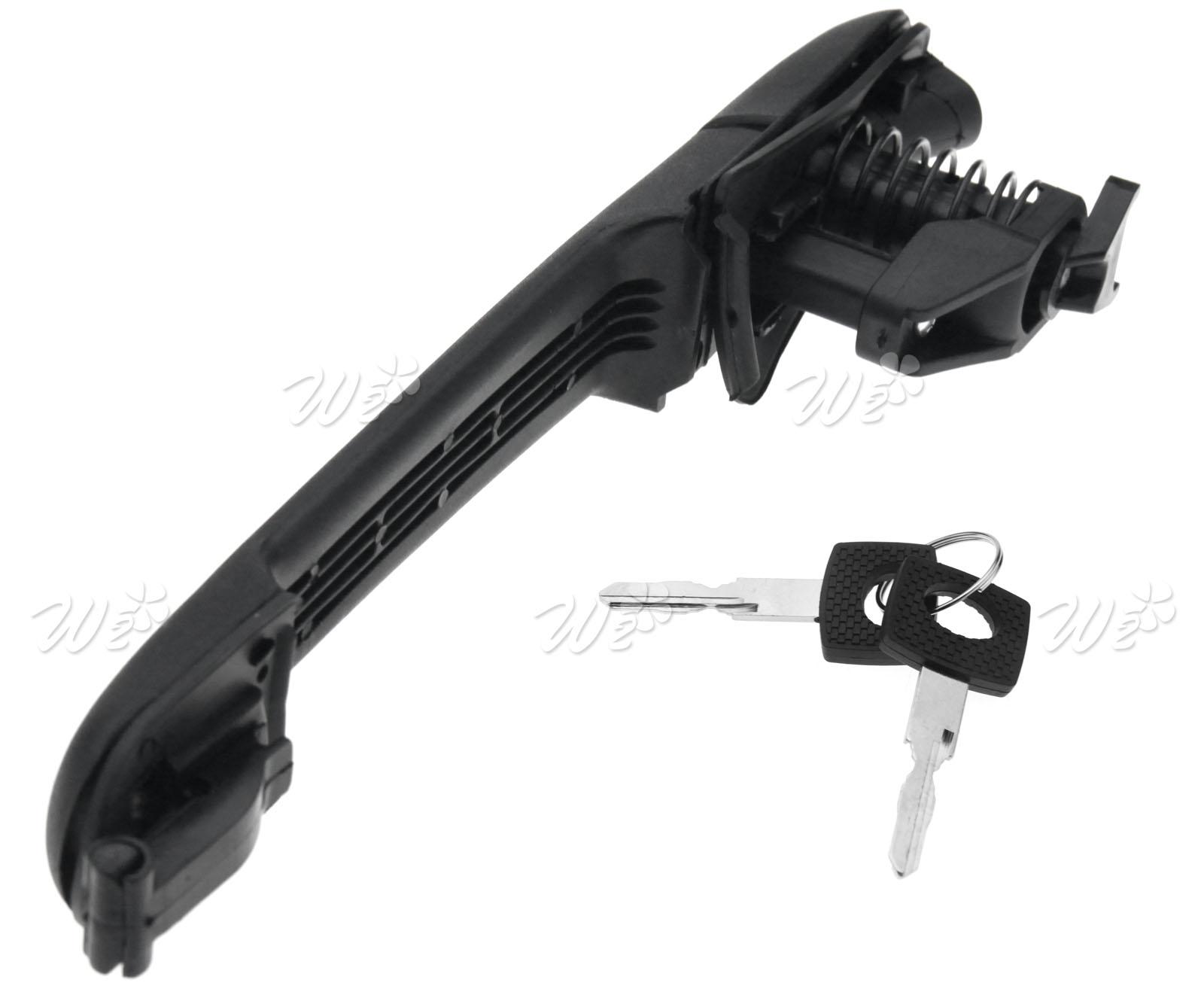 Front DOOR HANDLE 2 KEYS /& LOCK FOR MERCEDES SPRINTER VITO ATEGO VW LT