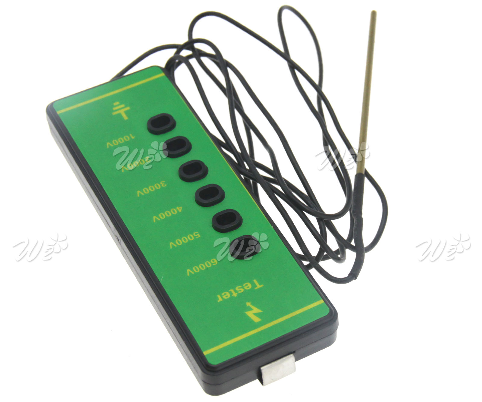 Professional Voltage Tester Electric Fencing Digital 1000v