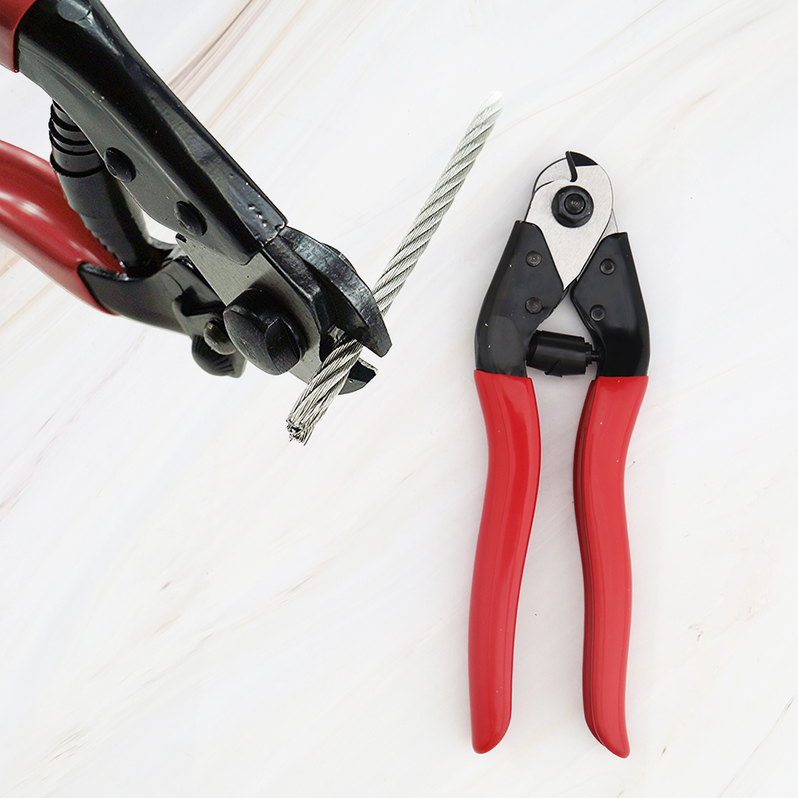 Cutting Pliers Stainless Steel Wire Rope 8 Quot Cutters Cable