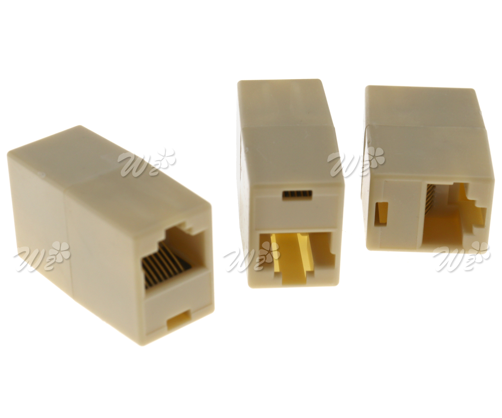 10pcs rj45 kupplung adapter patch kabel verl ngerung lan. Black Bedroom Furniture Sets. Home Design Ideas