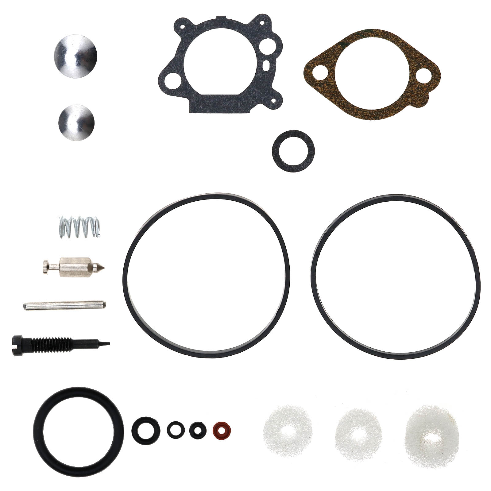 AIR CLEANER FILTER GASKET FITS BRIGGS And STRATTON MAX And QUANTUM ENGINES Lawn Mower Parts & Accessories