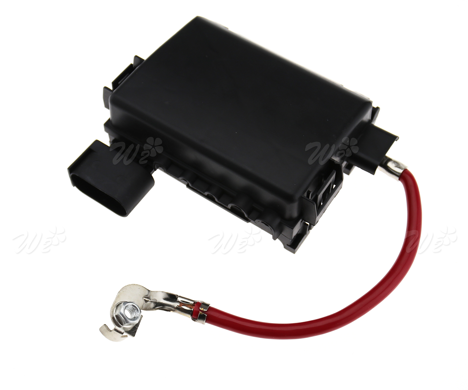 Details about Fuse Box 3-Pin Battery Terminal For Volkswagen VW Golf on jetta alternator, jetta door panel, jetta cam sensor, jetta motor mount, jetta bumper guard, jetta trailing arm, jetta hood release, jetta sway bar, jetta loaded beam axle, jetta console, jetta fuse tool, jetta slave cylinder, jetta catalytic converter, jetta fuse card, jetta battery, jetta firing order, jetta relay box, jetta sportwagen 2011 fuse diagram, jetta shifter cable, jetta cigarette lighter fuse,