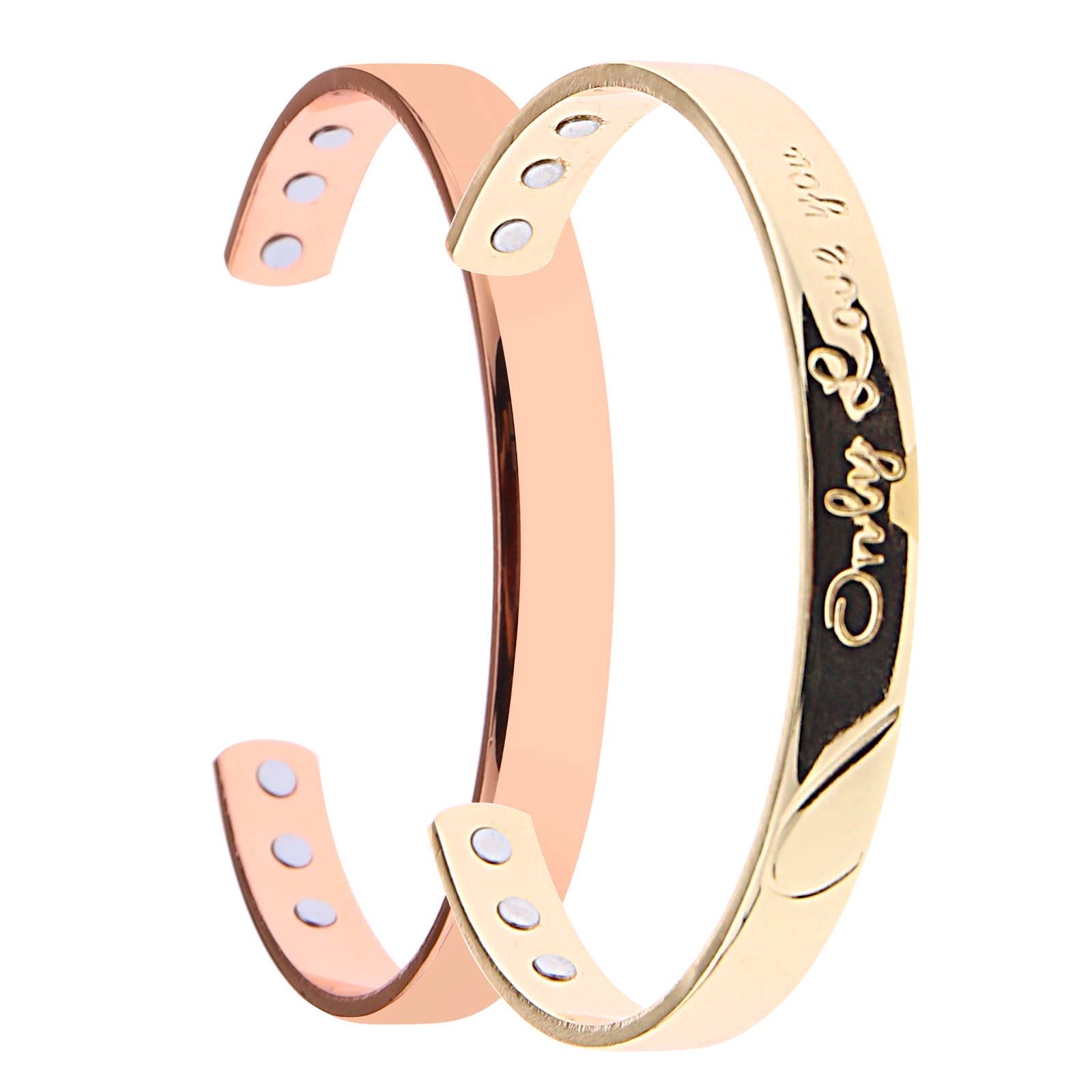 Image Is Loading Magnetic Healing Therapy Bracelet Copper Arthritis Pain Relief